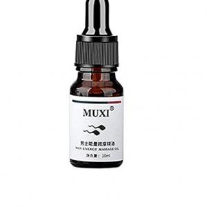 MUXI-Men Energy Massage Oil