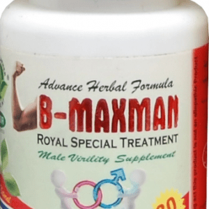 The Planner Herbal B-Maxman Royal Special Treatment